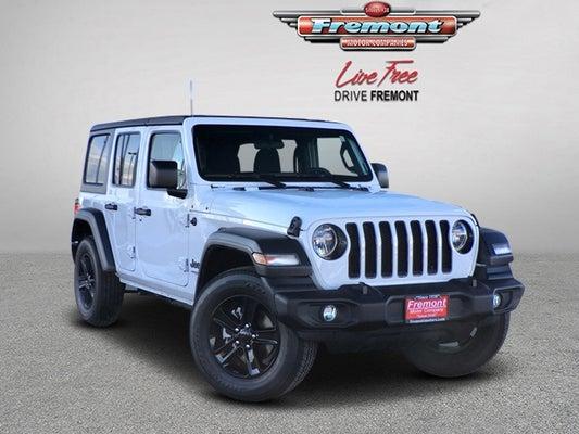 2020 Jeep Wrangler Cody Wy Powell Yellowstone Billings 11j20098